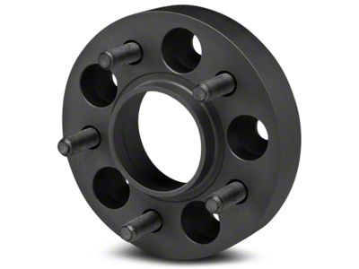 Eibach 35mm Pro-Spacer Hubcentric Black Wheel Spacers (15-19 All)