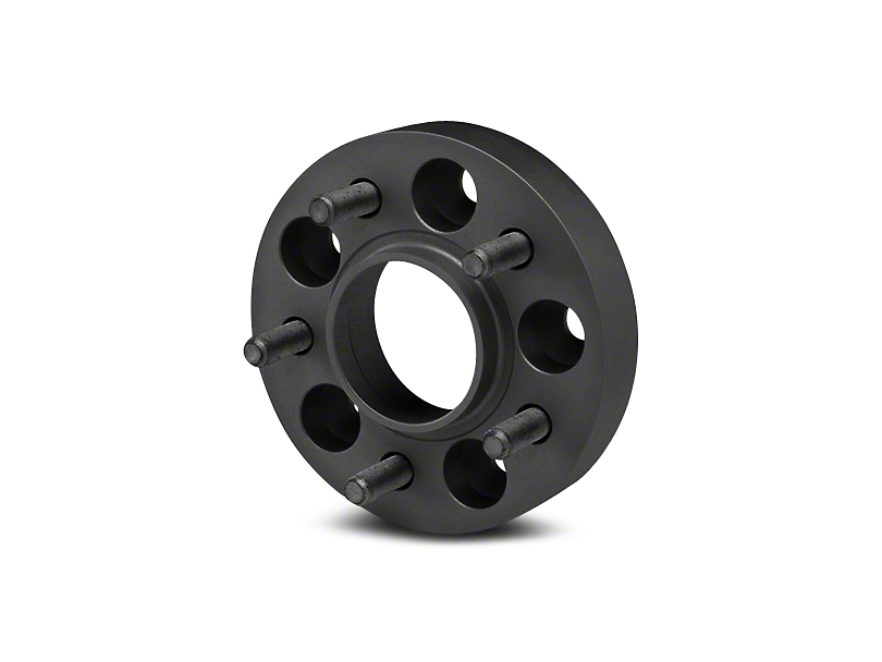 Eibach Pro-Spacer Hubcentric Black Wheel Spacers - 35mm - Pair (15-18 All)