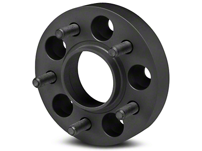 Eibach Pro-Spacer Hubcentric Black Wheel Spacers - 35mm - Pair (15-17 All)