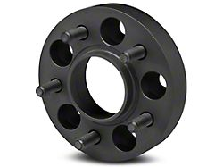 Eibach 35mm Pro-Spacer Hubcentric Black Wheel Spacers (15-21 GT, EcoBoost, V6)