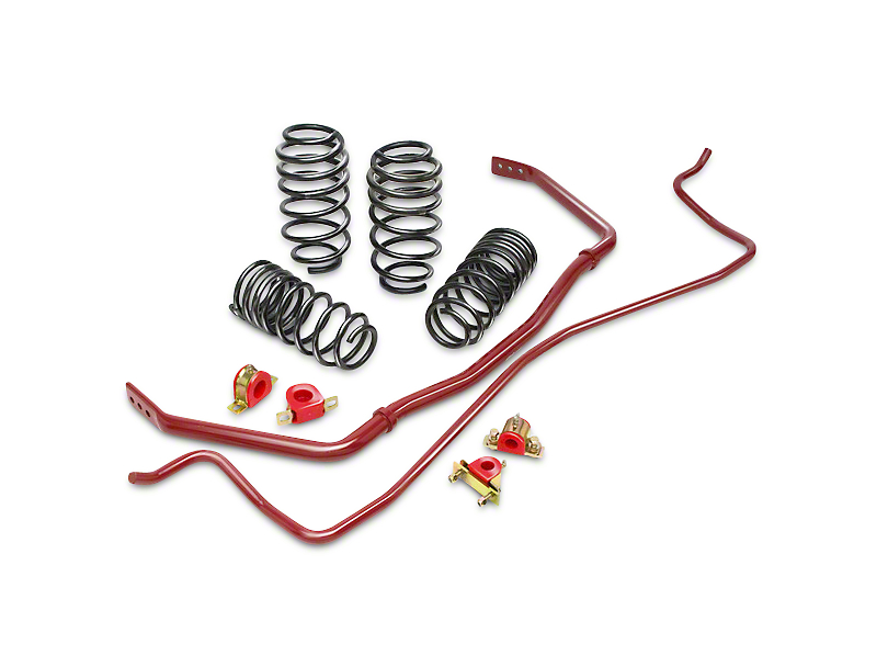 Eibach Pro-Plus Suspension Kit (15-18 EcoBoost w/o MagneRide, V6)