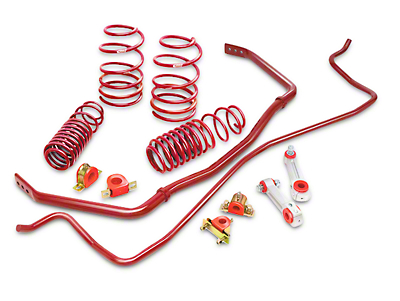 Eibach Sport-Plus Suspension Kit (15-17 V6, EcoBoost)