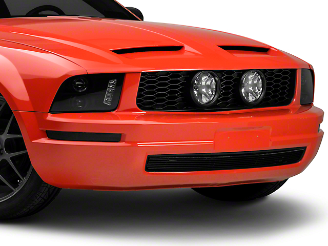 Street Scene Eleanor Style Grille w/ Fog Lights (05-09 V6)
