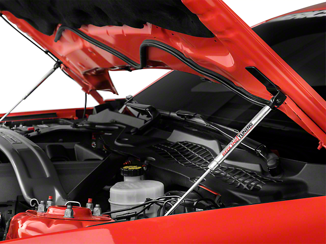 RedLine Tuning Hood QuickLIFT ELITE System for US Spec Hoods (15-17 GT, EcoBoost, V6)