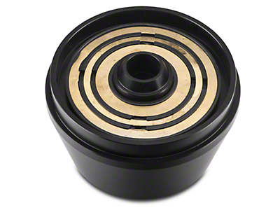 OPR Steering Wheel Hub - Black (84-04 All)