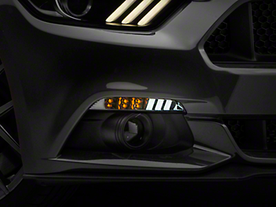 Raxiom Smoked LED Turn Signals (15-17 All)