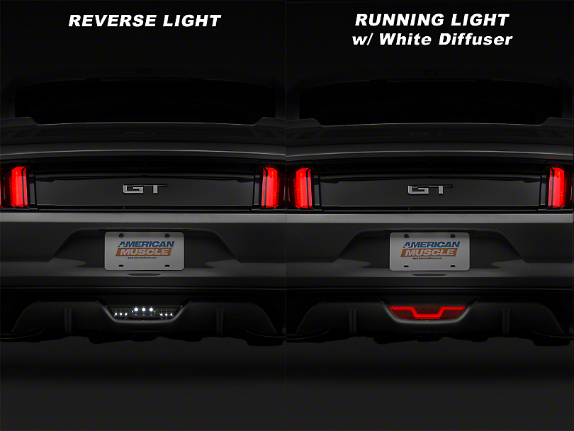 Raxiom Smoked LED Reverse Light w/ White Diffuser (15-18 All)