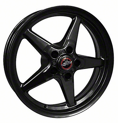Race Star Dark Star Drag Wheel - Direct Drill - 15x10 (05-14 All, Excluding GT500)