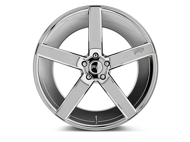 Niche Milan Powder Chrome Wheel - 19x9.5 (05-17 All)