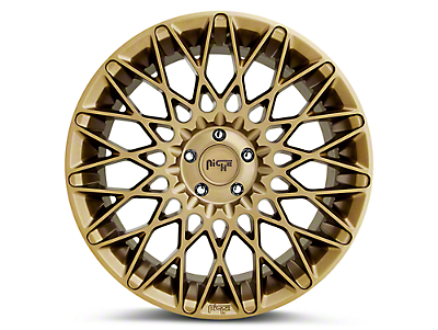 Niche Citrine Bronze Wheel - 19x8.5 (05-17 All)