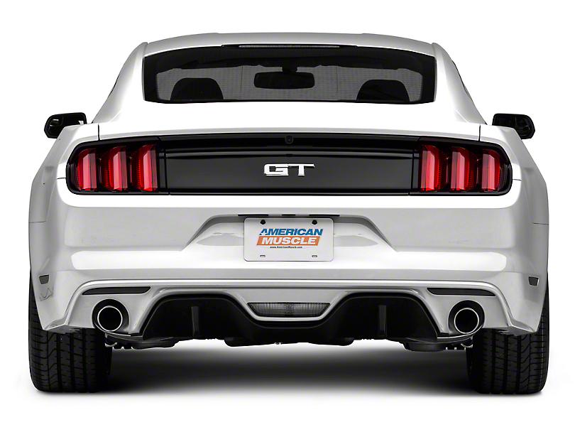 MMD Rear Diffuser (15-17 GT, EcoBoost, V6 w/Non-Premium Rear Bumper)