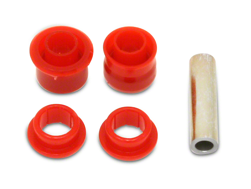 BMR Differential Bushing Kit - Red (05-14 All)