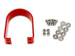 BMR Loop Upgrade for BMR Rear Tunnel Brace; Red (05-14 All)