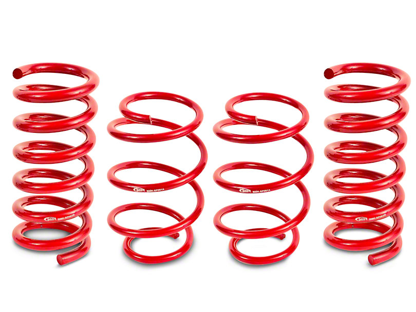 BMR Lowering Springs - Performance (15-18 GT w/o MagneRide)