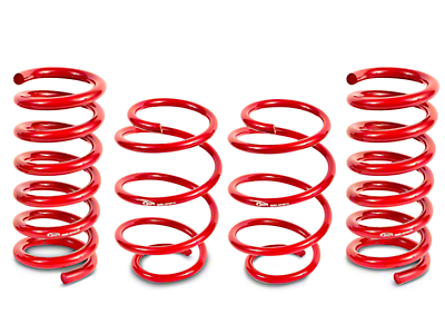 BMR Lowering Springs, Rear, Performance (15-17 GT)