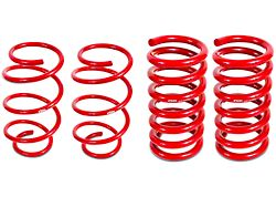 BMR Drag Lowering Springs - Rear (15-19 All w/o MagneRide)