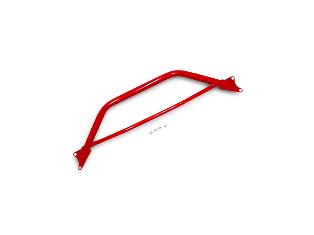 BMR Tubular Strut Tower Brace - Red (05-14 GT)