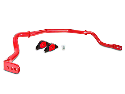 BMR Adjustable Front Sway Bar - Red (15-18 All)