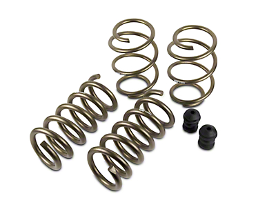 Hurst Stage 1 Lowering Springs (15-18 GT w/o MagneRide)