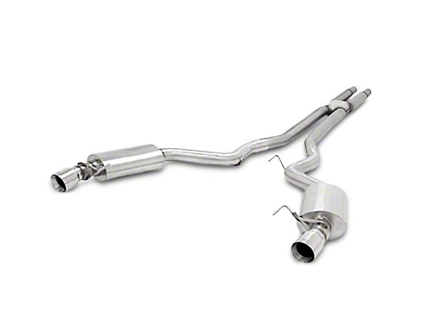 Hurst Elite Series Cat-Back Exhaust (15-17 GT)