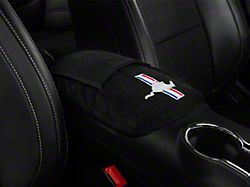 Alterum Seat Armour Center Console Cover; Tri-Bar Pony (15-20 All)