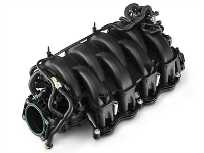 Add GT350 Intake Manifold