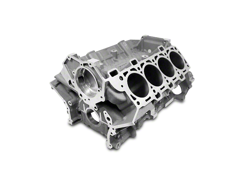 Ford Performance 5.2L VooDoo Aluminum Cylinder Block (15-17 GT350)