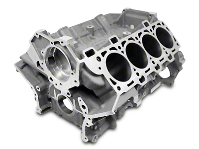 Ford Performance 5.2L VooDoo Aluminum Cylinder Block (15-18 GT350)