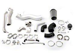 Precision Atmosphere Turbo Base Kit; Re-Route (15-21 EcoBoost)
