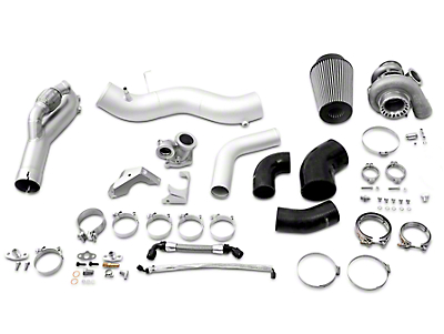 cp-e Precision Gen I Atmosphere Turbo Kit w/ ReRoute Pipe (15-18 EcoBoost)