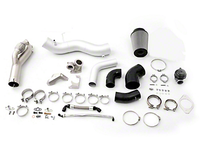 cp-e Precision Gen II Atmosphere Turbo Kit w/ ReRoute Pipe (15-18 EcoBoost)