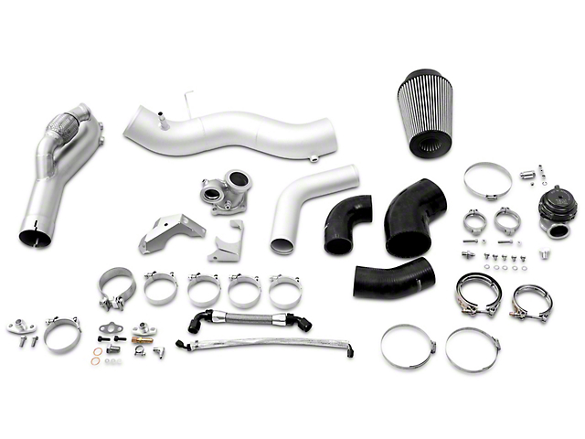 cp-e Precision Gen II Atmosphere Turbo Kit w/ DownScream Pipe (15-18 EcoBoost)