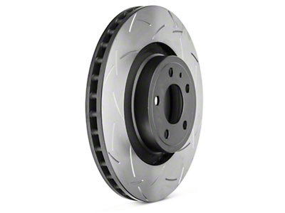 DBA 4000 T3 Slotted Rotor - Front (15-17 Standard GT, EcoBoost w/ Performance Pack)