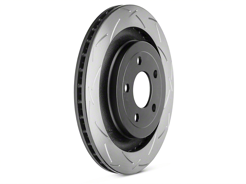 DBA 4000 T3 Slotted Rotor - Rear (15-18 GT; EcoBoost w/ Performance Pack)