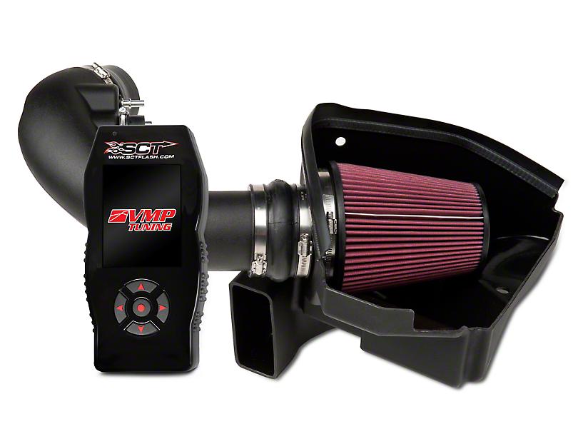 Airaid Race Cold Air Intake & VMP X4 Tuner (11-14 GT, BOSS)