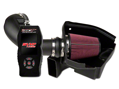 Airaid Race Cold Air Intake & VMP X4 Tuner (11-14 GT; 12-13 BOSS 302)
