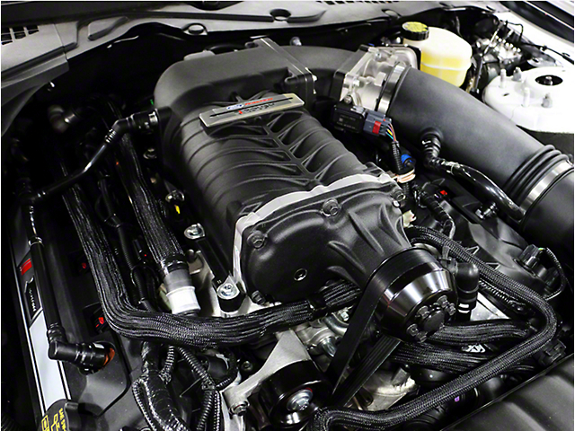 Roush R2300 727HP Supercharger - Phase 2 Kit (15-17 GT)