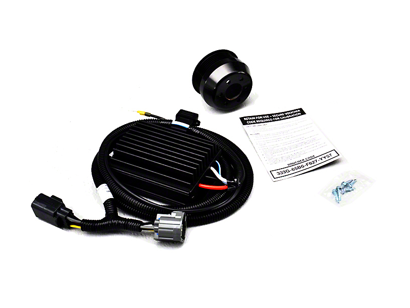 Roush Phase 1 to Phase 2 Supercharger Upgrade Kit - 727hp (15-17 GT)