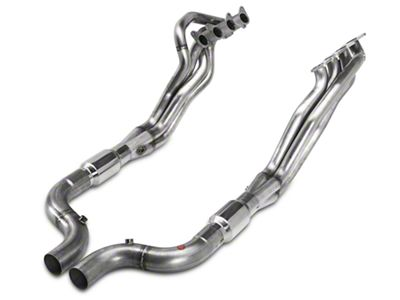 Stainless Power 1-7/8 in. Long Tube Catted Headers (15-19 GT w/ SW Cat-Back)