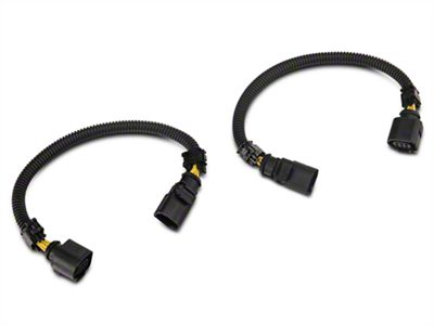 BBK O2 Wire Harness Extension Kit - Front Pair (11-14 GT)