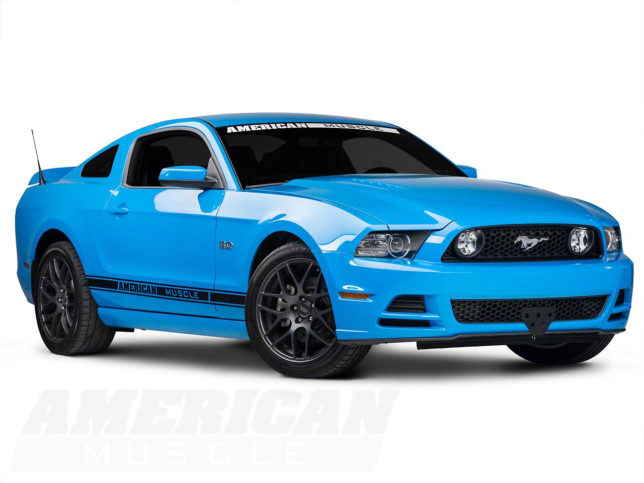 Sto N Sho Detachable Front License Plate Bracket (13-14 GT, V6)