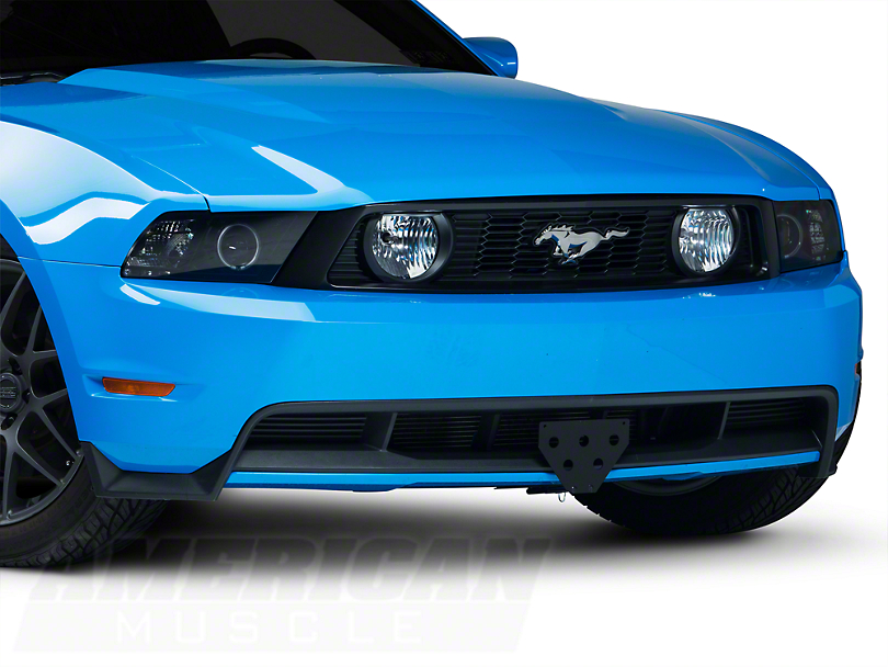 Sto N Sho Detachable Front License Plate (10-12 GT, V6)