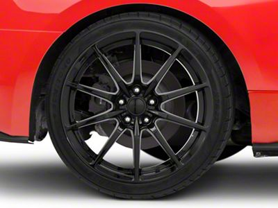 Add MRR M350 Black Wheel - 19x10 (15-18 All)