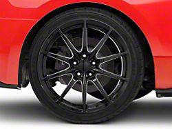 MRR M350 Black Wheel - 19x10 - Rear Only (15-19 All)