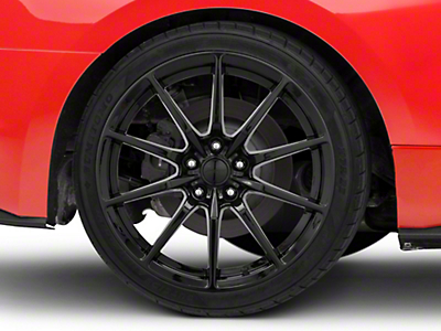 MRR M350 Black Wheel - 19x11 (15-18 All)