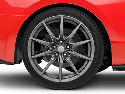 MRR M350 Graphite Wheel - 19x11 (15-18 All)