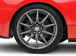 MRR M350 Graphite Wheel - 19x11 - Rear Only (15-19 All)
