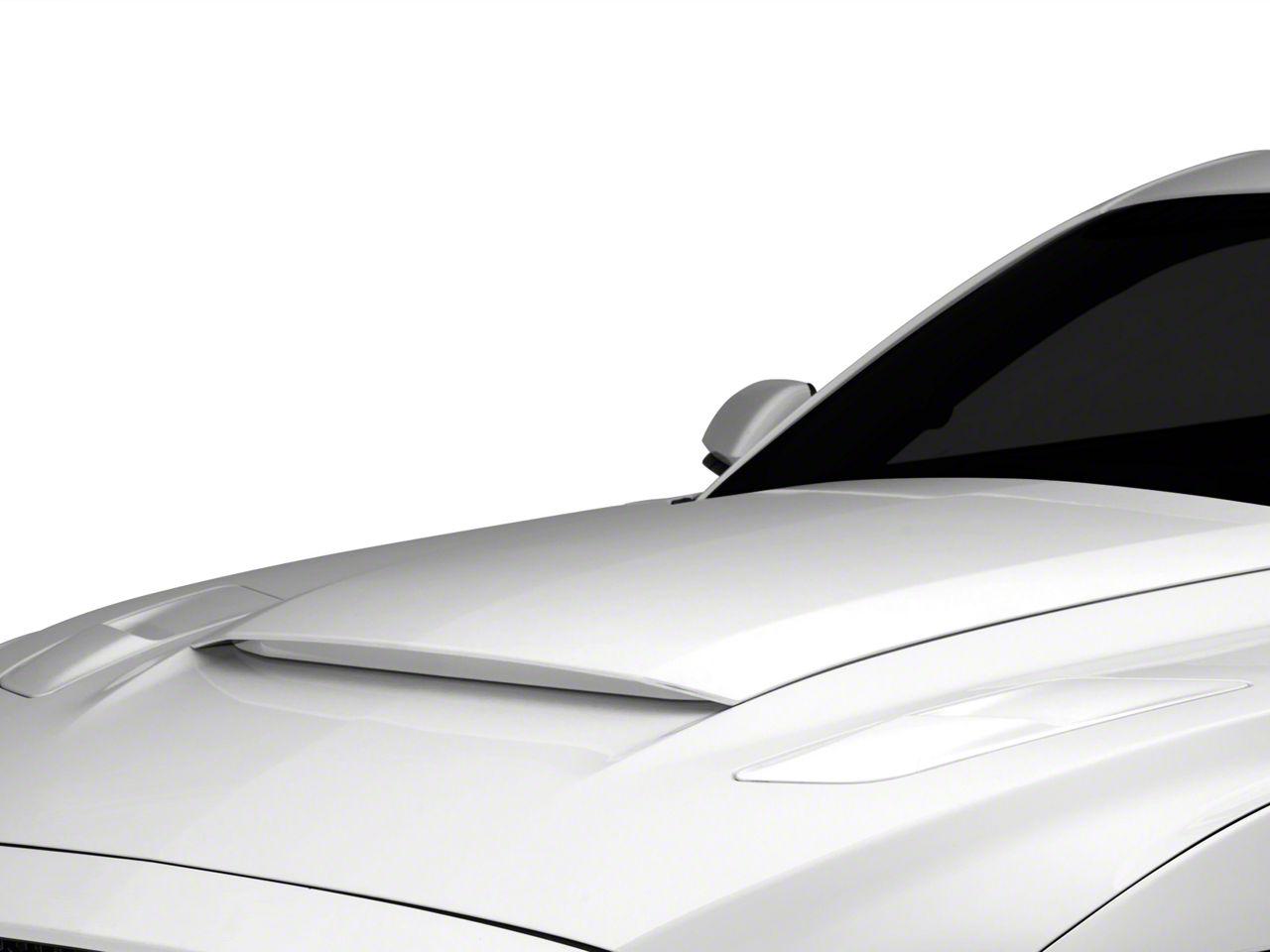 MMD V-Series Hood Scoop - Unpainted (15-17 GT
