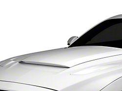 MMD Pre-Painted V-Series Hood Scoop - Magnetic (15-17 GT, EcoBoost, V6)