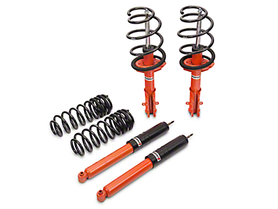 KONI STR.T Shock, Strut & Eibach Pro-Kit Lowering Spring Kit (11-14 GT, V6)